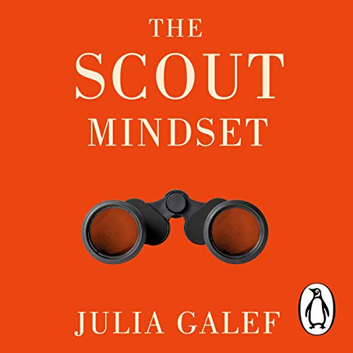 The Scout Mindset cover art