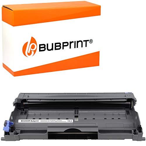 Bubprint Bildtrommel kompatibel für Brother DR-2000 für DCP-7010 DCP-7010L DCP-7025 HL-2020 HL-2030 HL-2040 HL-2070N MFC-7225N MFC-7420 MFC-7820 MFC-7820N Fax 2820 2920