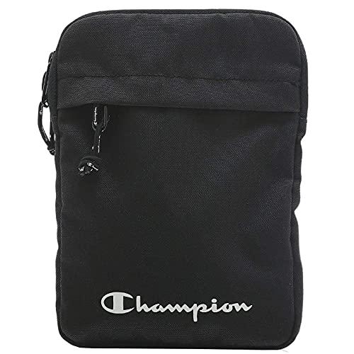 Champion Unisex Messenger Bag Medium Shoulder Bag 804801, Color:nbk