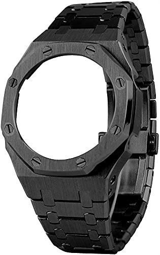 PAZHOU 3rd Generation GA2100 - Correa de metal para reloj Casio G-Shock...