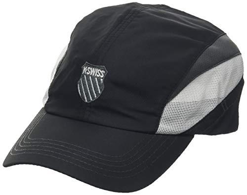 K-Swiss Gorra Ks Bigshot Pro Cap Negro/Gris Única