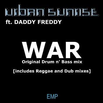 War (feat. Daddy Freddy)