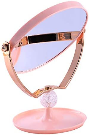 XPXKJ 6-Inch Tabletop Vanity Max 83% OFF Makeup Magnification with Phoenix Mall Mirror 3X