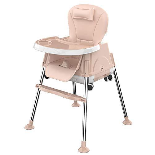 Klapstoel/kinderstoel/kinderzitje, multifunctioneel, met riemschijf (3 kleuren optioneel verkrijgbaar) modern L Een