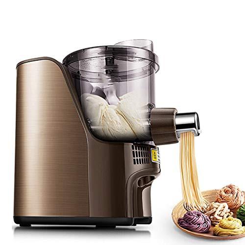 xiaokeai Nudelmaschinen Haushaltsnudelmaschine Automatische Frische Nudel, die Maschine herstellt elektrische automatische Nudel-Bügelmaschine Smart-Nudel-Maschine Pasta Maker