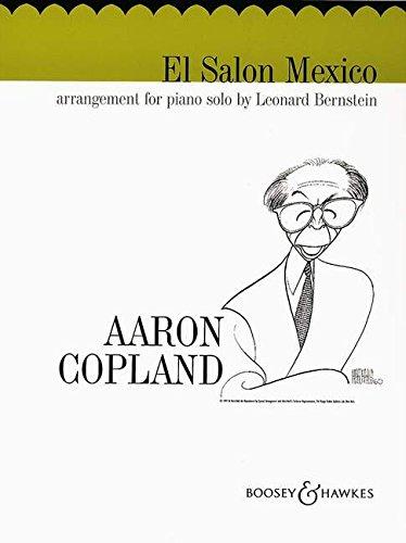 El Salón México: Bearbeitet für Klavier solo von Leonard Bernstein. Klavier.