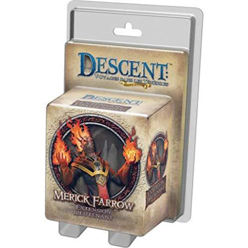 Asmodee–Juegos de rol–Descent