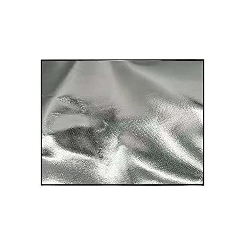 Dongzhi Feuerfeste Bodenschutzmatte - Feuerfeste Matte - Feuerfeste Unterlage - Bodenschutzdecke Bodenschutz für Ofen, Kamin und Grill - Grillteppich Grillmatte BBQ Terrasse Boden Schutz Teppich