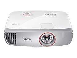 Image of BenQ HT2150ST 1080P Short Throw Projector | 2200 Lumens | 96% Rec.709 for Accurate Colors | Low Input Lag Ideal for Gaming | Stream Netflix & Prime Video,White: Bestviewsreviews