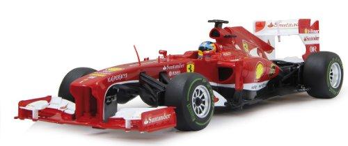 RC Auto kaufen Rennwagen Bild 5: BUSDUGA RC Ferrari F1 1:12 Rennwagen ferngesteuert Version 2013 - inkl. Batterien - Lizenz-Nachbau*