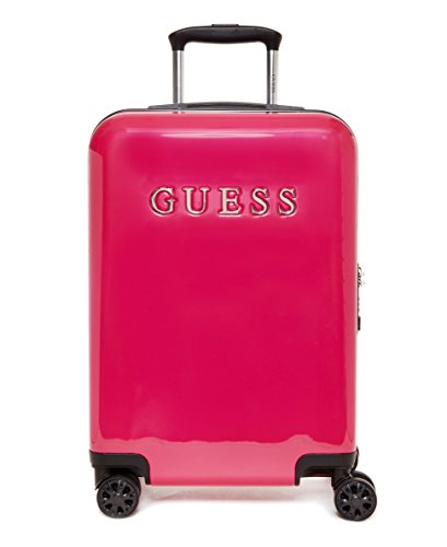 "Guess Mimsy 20"" Spinner 8-wheeler Magenta, One Size"