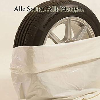 16x Reifensack 70x100x30cm XL Reifentüten Reifentaschen Reifensäcke Schutz