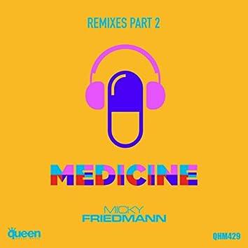 Medicine (Remixes, Pt. 2)
