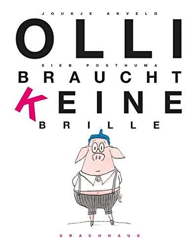 Olli braucht keine Brille