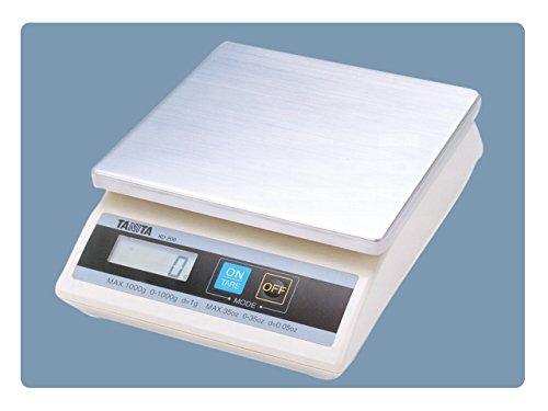 Balanza de Cocina TANITA KD-500 Capacidad 5kg Precision 5g