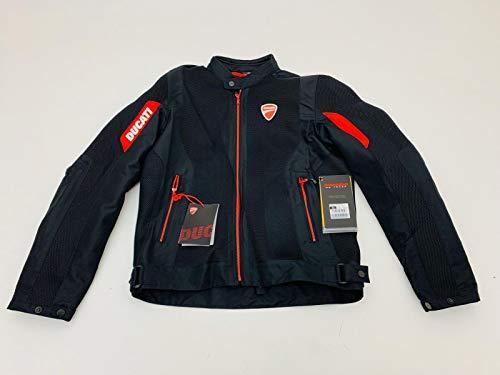 Chaqueta de hombre Man's Jacket Spidi compatible con Ducati Tex Flow 2 TG XL...