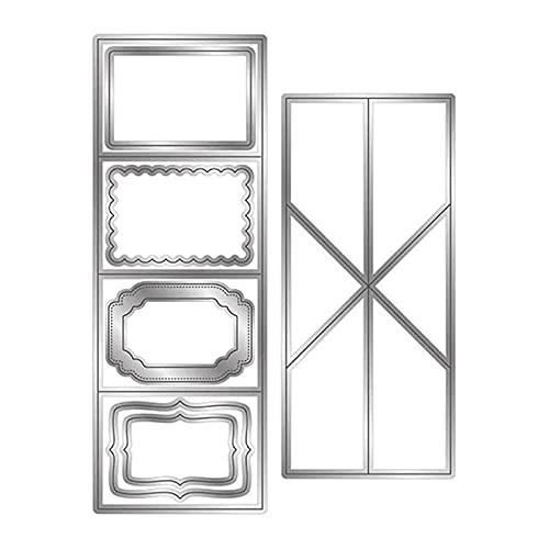 Twist Pop Up Cutting Dies, DIY Craft Carbon Steel Handmade Embossing Tools, Metal Cutting Dies For Card Making Deals, Scrapbooking & Stamping Supplies Die Cuts
