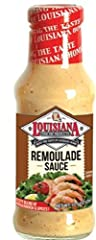 Soybean oil, high fructose corn syrup, horseradish New Orleans style remoulade dressing Louisiana taste Established 1982 Great flavor