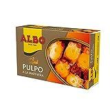 Albo Pulpo Marinera Lata - 75 gr.