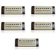 Hammonds Gourmet Milk Chocolate Bar - Kosher (2.25 oz each)