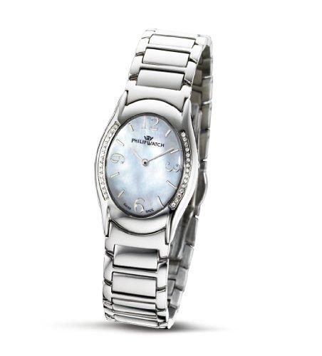 Philip Watch Jewel R8253187745 - Orologio da polso Donna