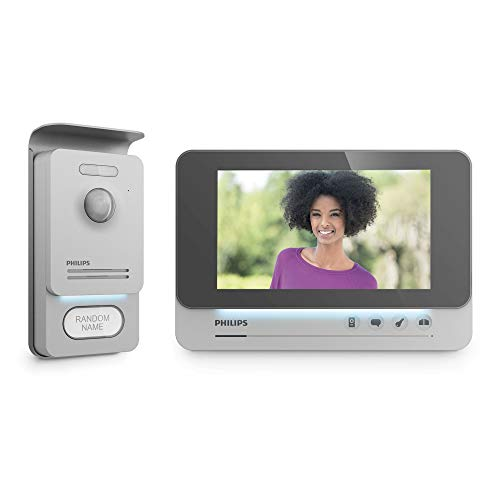 Philips 531020 - Videocitofono WelcomeEye Comfort Pro