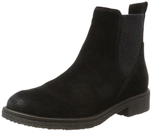 Tamaris Tamaris Damen 25446 Chelsea Boots, Schwarz (Black), 38 EU