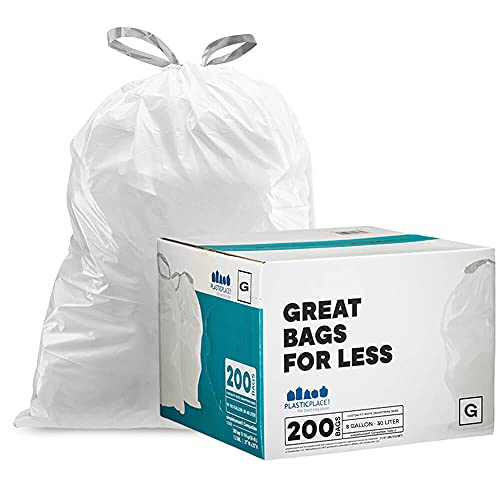 Bolsa 30 Litros  marca Plasticplace