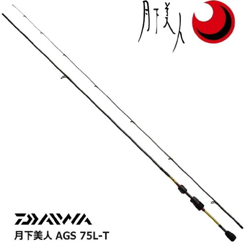 回転ばかこっそりダイワ(Daiwa) スピニングロッド アジング メバリング 月下美人 AGS 75L-T 873499