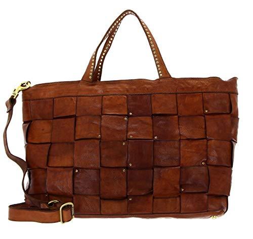 Campomaggi Shopping Bag L 49 cm cognac