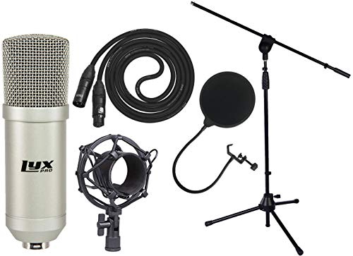 LyxPro LDC-10 Cardioid Condenser Microphone