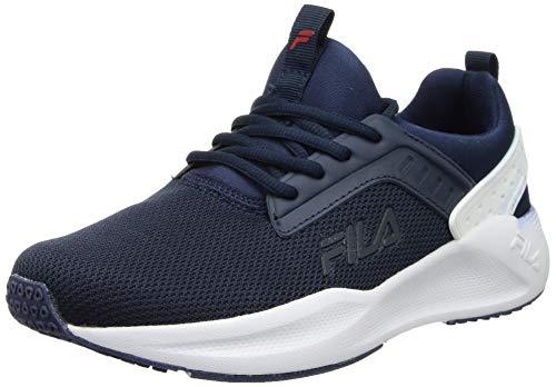 Fila mens KAEDOR PEA/WHT Running Shoes 11 UK - (11008395)