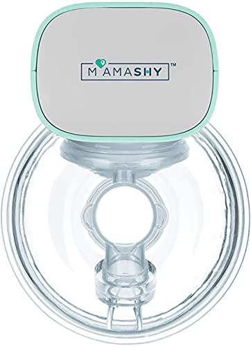 Extractor de leche eléctrico de última generación portátil innovador para bebés con...