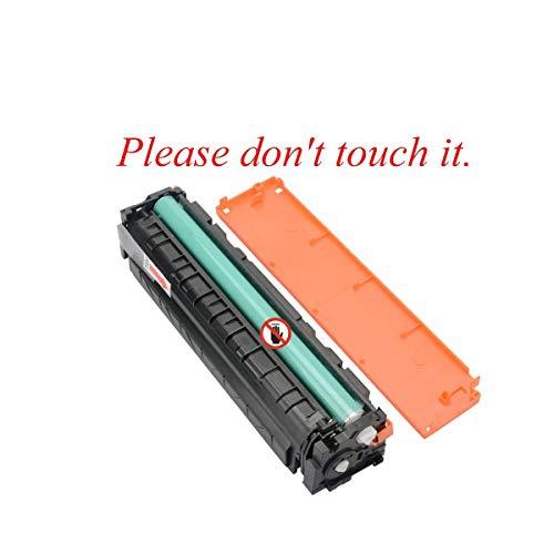 2 Pack Black CF410A 410A Compatible Toner Cartridges for use with Color Laserjet Pro MFP M477fdn M477fdw M477fnw M452dn M452nw M452dw M377dw Series Printer Photo #2