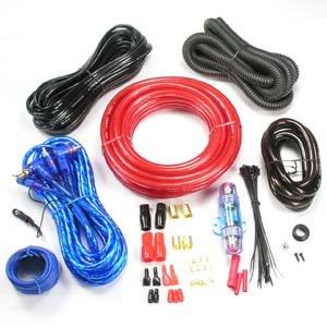 For Sale! GadKo 2000W 4AWG Car Amplifier Hookup Kit