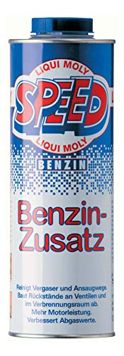 LIQUI MOLY 5105 Speed Benzin-Zusatz 1 l