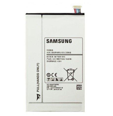 Batería original para Samsung Galaxy Tab S 8.4 SM-T700 T705 EB-BT705FBC