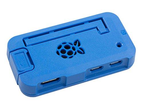 Premium Raspberry Pi Zero Case - Blue