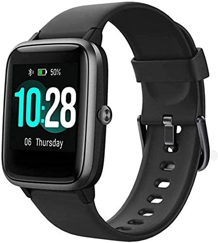 GPWDSN Smartwatch Tracker mit Touchscreen Smartwatch mit Pulsoximeter Schrittzähler Stoppuhr IP67 wasserdichte Sportuhr