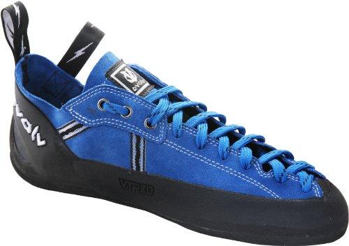 Evolv Men's Royale Climbing Shoe,Royal Blue,5.5 M US
