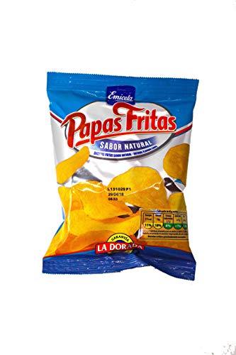 Emicela Papas Fritas Saladas 40 g