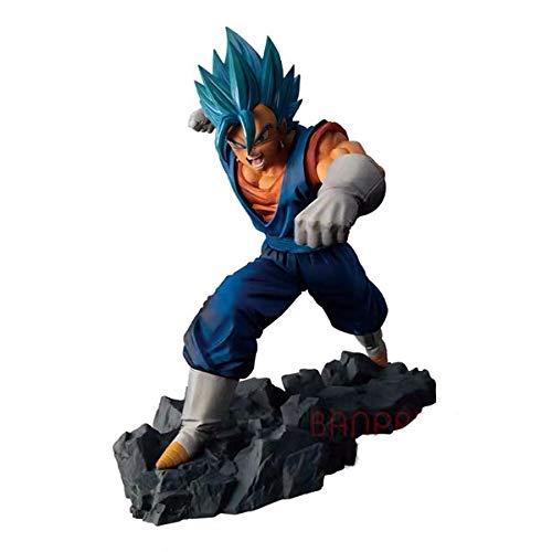 DB Dragon Ball Z Super Dokkan Battle Vegetto Figura PVC Model Figure Dolls Figurine