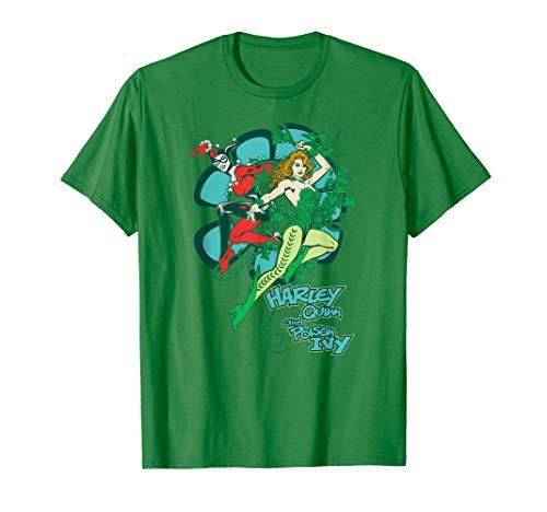 Batman Harley and Ivy T-Shirt