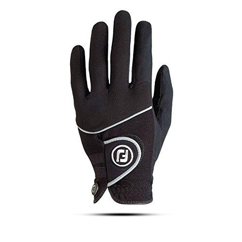 Footjoy Herren Raingrip Handschuhe Linkshand - Perfekt für Regnerisches Wetter (XL)