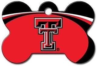 Pet Care Preferred Texas Tech Red Raiders Bone ID Tag