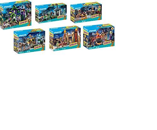 Playmo Playmobil 70361, 70362, 70363, 70364, 70365, 70366