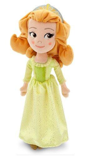 Disney Store Sofia The First Princess Amber 13 Inch Plush Doll by Disney