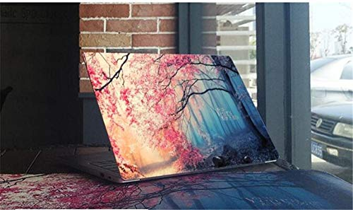 OMGNB Skin,Aufkleber Overlord Laptop Notebook Haut Vinyl Aufkleber Abdeckung Aufkleber B 15,6 Zoll