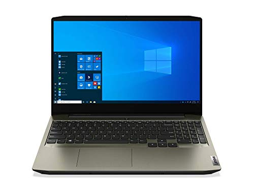 Lenovo IdeaPad Creator 5 Notebook, Display 15.6' Full HD IPS, Processore Intel Core i5-10300H, 512 GB SSD, RAM 16 GB, Scheda Grafica GTX 1650 4 GB GDDR6, Windows 10, Dark Moss