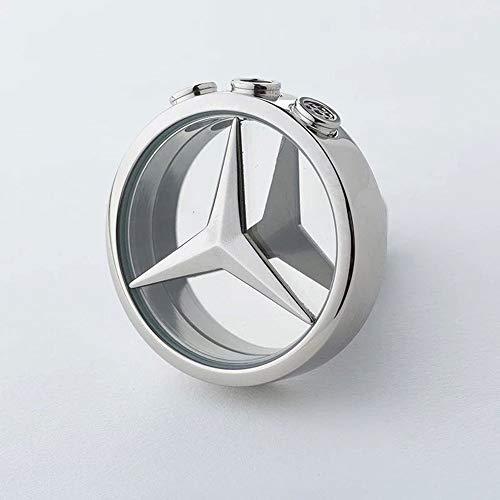 Fitracker Auto Logo Parfüm Lufterfrischer Auto Outlet Parfüm Clip Lufterfrischer Duft Diffusor mit Geschenkbox
